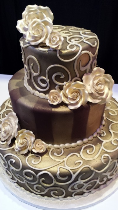 Capture Elegance And Style With A Wedding Cake From LeBakery