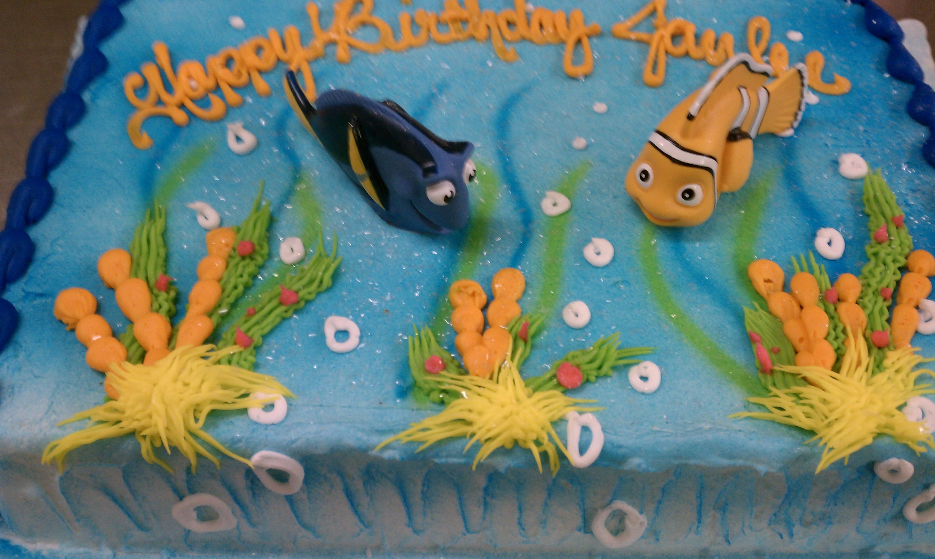 Custom Cakes Le Bakery
